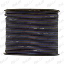 1385 Cable Doble Para Corneta #16 Rally Bobina 76,2 Metros