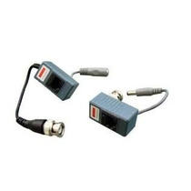 Video Balun Rj45 (utp) Camara De Seguridad Cctv
