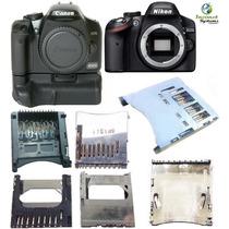 Lector Tarjeta De Memoria Sd Para Camaras Nikon Y Canon Inco