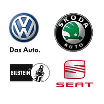 Bujes Meseta Volkswagen Fox Crossfox Polo Seat Ibiza Skoda