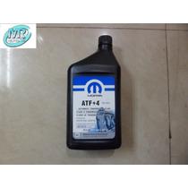 Aceite Hidraulico Atf + 4 Original Mopar