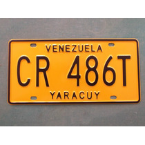 Copia Replica De Placas Reflectivas Estampadas Con Relieve