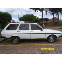 Guardafango Renault 12 Break Trasero Derecho Copiloto
