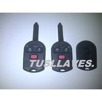 Llave Control Carcasa Ford 3 Botones Original, Fx4, Otros