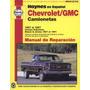 Chevrolet C-10,c-30,c-31 Desde 1967-1987.