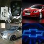 Control Alarma Chevrolet Spark Aveo Optra Chevy Chevystar