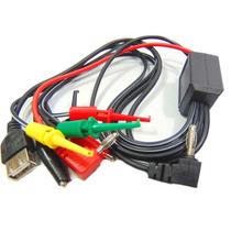 Punta De Cable Para Fuente Digital De Poder Regulable Yaxun
