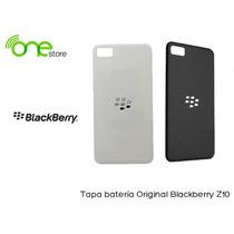 Tapa Bateria Original Blackberry Z10 9360 9320 9700 8900