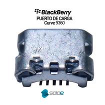 Pin Puerto De Carga Blackberry 9360 Original