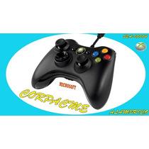 Control Alambico Xbox 360 Microsoft Original Para Pc 52a-004