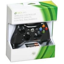 Control Xbox 360 Original Inalambrico Nuevo Sellado Original