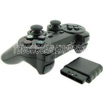 Control Playstation 2 Dualshock 2 Inalambrico Wireless 2.4g
