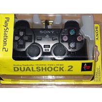 Control Playstation 2 Dualshock 2 Alambrico