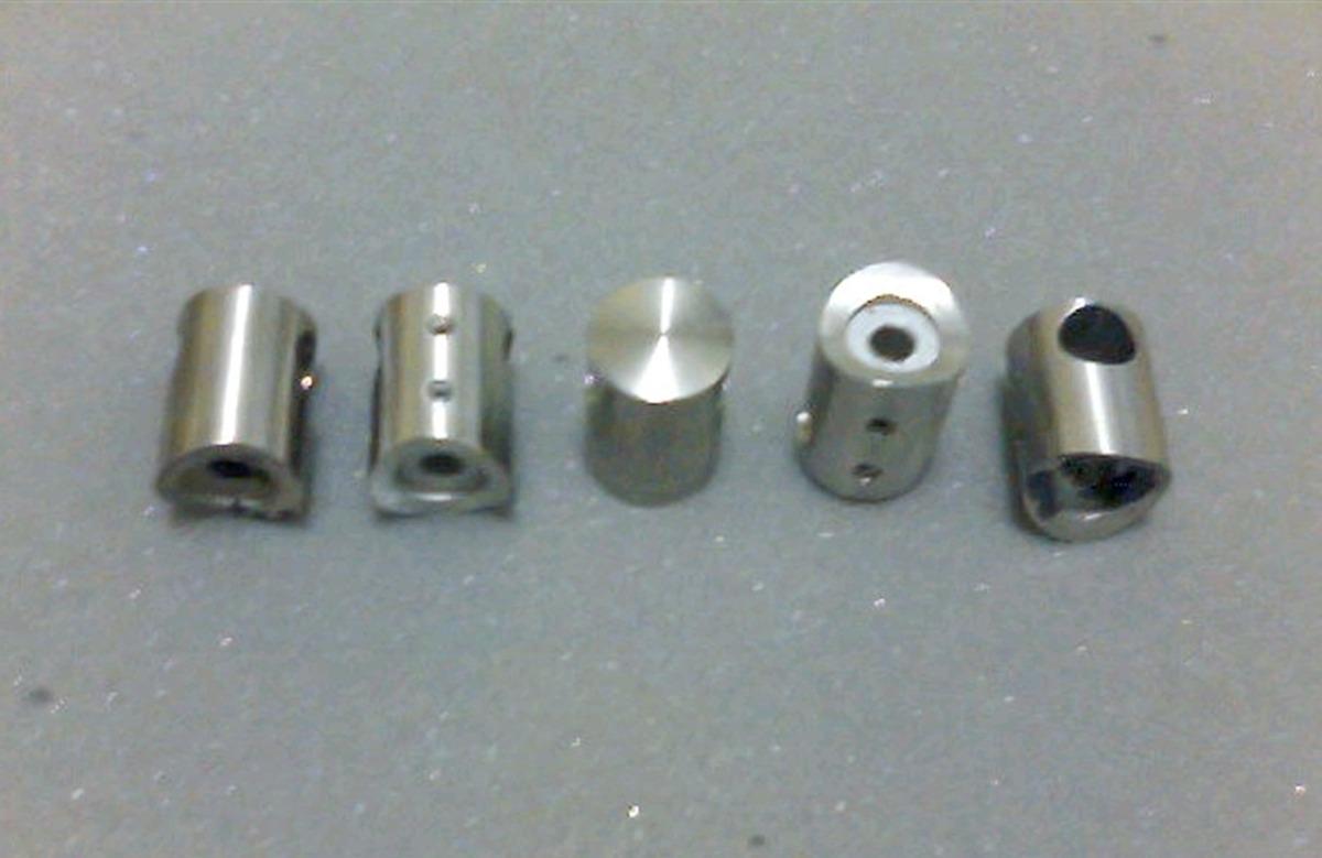 Accesorios de bano en acero inoxidable accesorios en for Set de bano acero inoxidable