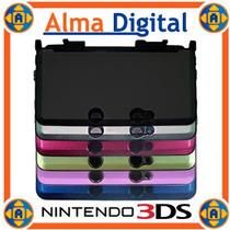 Estuche Aluminio Nintendo 3ds Forro Protector Carcasa Dura