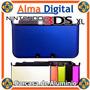 Estuche Aluminio Nintendo 3dsxl Forro Protector Carcasa