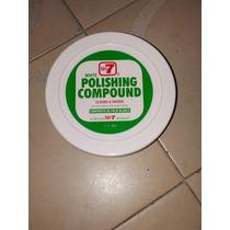 Rubbing Compound Polishing