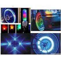 Combo 2 Iluminadores De Caucho Multicolor Para Automoviles