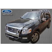 Kit Cromado Ford Explorer (manillas, Espejos, Tapa Gasolina)