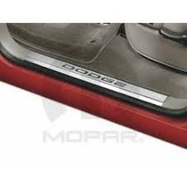 Platina Cromad(2 Pzas) Estribo Ptas Dodge Ram 1500/2500/3500