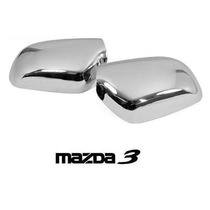 Kit De Retrovisores Cromados Para Mazda 3