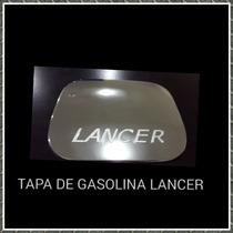 Tapa Gasolina Cromada Lancer