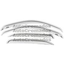 Deflectores Tejas Cromadas Jeep Grand Cherokee 2005-2011