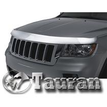 Deflector De Capó Cromado Jeep Grand Cherokee 2.011+