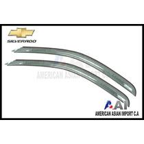 Deflector De Ventana - Chevrolet Silverado 2 Puertas