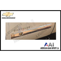 Sobre Platina Lateral Abs - Chevrolet Silverado