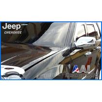 Espejos Cromados - Jeep Grand Cherokee 2007