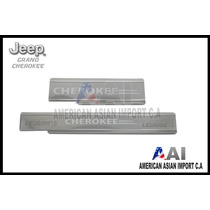 Posapies Cromados / Jeep Grand Cherokee