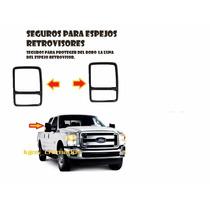 Ford Super Duty Seguros De Espejo Contra Robo