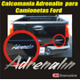 Calcomania Para Camionetas Ford Emblema Adrenalin