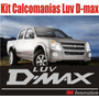 Calcomania Sticker Para Chevrolet Luv D-max Laterales