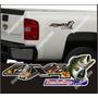 Kit Calcomania Emblema 4x4 Chevrolet Silverado Bass Pro Shop