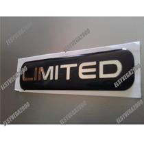 Emblema Limited Para Puertas De Jeep Grand Cherokee