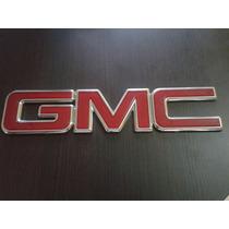 Emblema Gmc