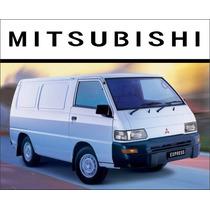 Calcomania Para Compuerta Trasera De Mitsubishi Panel