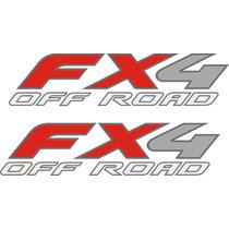 Calcomania Sticker Ford Ranger F-150 Fx4