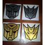 Emblemas Calcomanias De Transformers Para Motos Y Carros