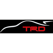 Sticker O Calcomanias Trd Para Retrovisores Toyota