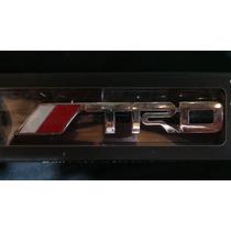 Emblema Trd Para Parrilla Toyota