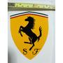 Calcomania Ferrari Para Tu Automóvil