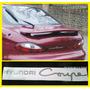 Emblemas Traseros Hyundai Coupe En Relieve