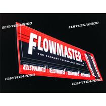 Kit De Calcomanias Flowmaster Trae 7 Unidades