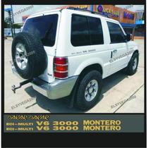 Calcomania Mitsubishi Montero Dakar