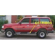 Estribos Camioneta Toyota Autana Burbuja Original Rustico