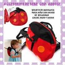 Acessorios De Bebe Importados Niña Y Niño Morral Bolso Arnes