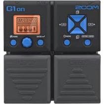 Multiefecto Zoom G1on Para Guitarra